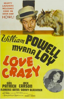 Affiche du film Love Crazy