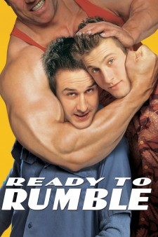 Affiche du film Ready to Rumble