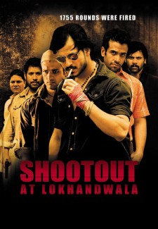 Affiche du film Shootout at Lokhandwala
