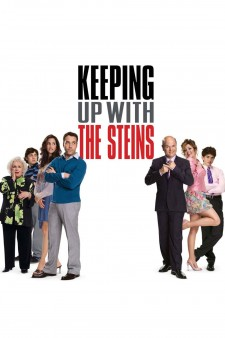 Affiche du film Keeping Up with the Steins