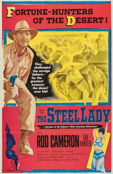 Affiche du film The Steel Lady