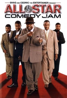 Affiche du film All Star Comedy Jam