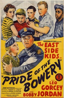 Affiche du film Pride of the Bowery