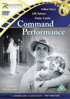 Affiche du film Command Performance