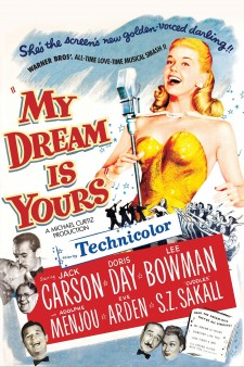 Affiche du film My Dream Is Yours