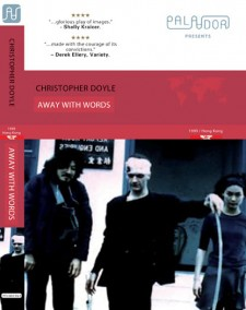 affiche du film Away with Words