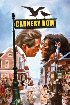Affiche du film Cannery Row