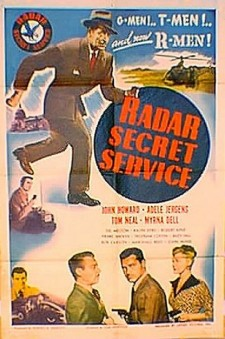 Affiche du film Radar Secret Service