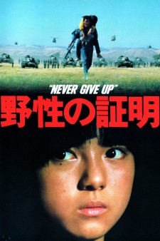 Affiche du film Never Give Up
