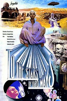 Affiche du film To The Stars By Hard Ways