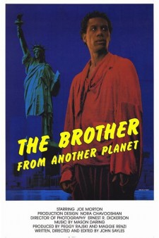 affiche du film The Brother from Another Planet