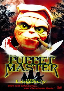 Affiche du film Puppet Master: The Legacy