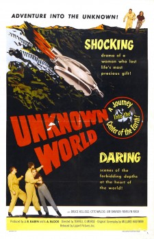 Affiche du film Unknown World