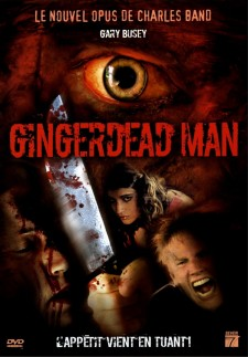 Affiche du film Gingerdead man