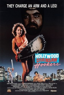 Affiche du film Hollywood Chainsaw Hookers
