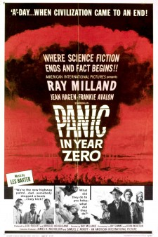 Affiche du film Panic in Year Zero!