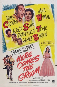 Affiche du film Here Comes the Groom