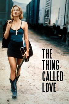 Affiche du film The Thing Called Love