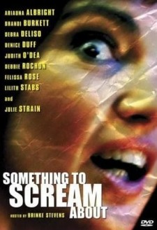 Affiche du film Something to Scream About