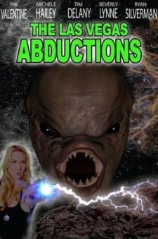 Affiche du film The Las Vegas Abductions