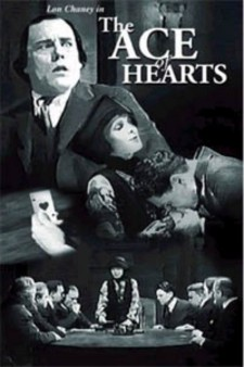 affiche du film The Ace of Hearts