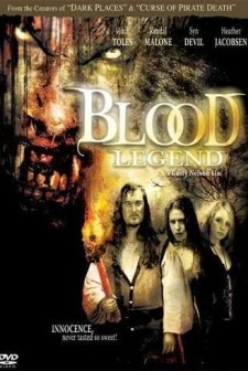 Affiche du film Blood Legend