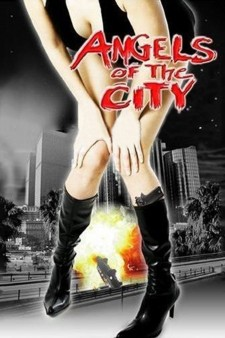 Affiche du film Angels of the City
