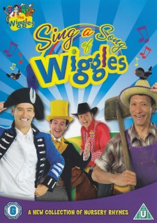 Affiche du film The Wiggles: Sing a Song of Wiggles