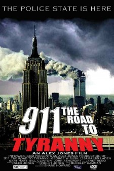 Affiche du film 911: The Road to Tyranny
