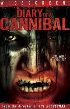 Affiche du film Diary of a Cannibal