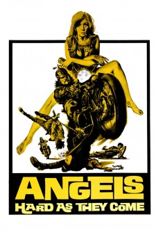 Affiche du film Angels Hard as They Come