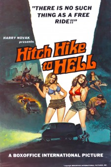 Affiche du film Hitch Hike to Hell