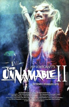Affiche du film The Unnamable II