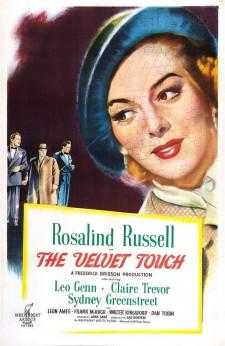 Affiche du film The Velvet Touch