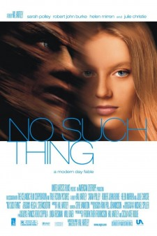 Affiche du film No such a thing