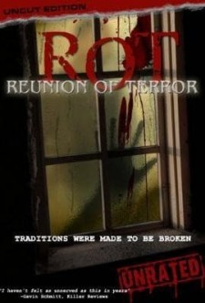 Affiche du film ROT: Reunion of Terror