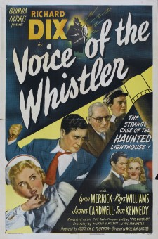 Affiche du film Voice of the Whistler