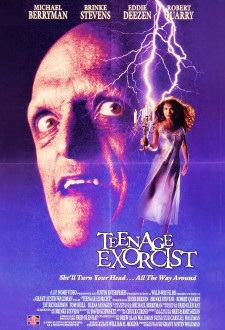 Affiche du film Teenage Exorcist