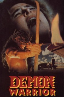 Affiche du film Demon Warrior