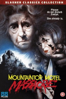 Affiche du film Motel des Sacrifices