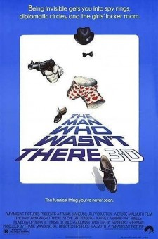 Affiche du film The Man Who Wasn't There