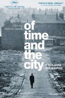 Affiche du film Of Time and the City