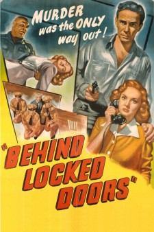 Affiche du film Behind Locked Doors