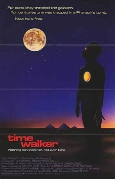 Affiche du film Time Walker