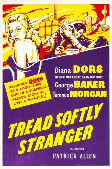 Affiche du film Tread Softly Stranger