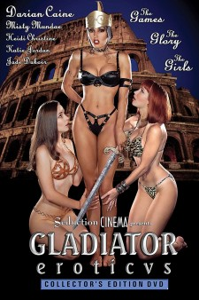 Affiche du film Gladiator Eroticvs: The Lesbian Warriors