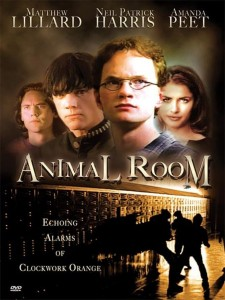 affiche du film Animal Room
