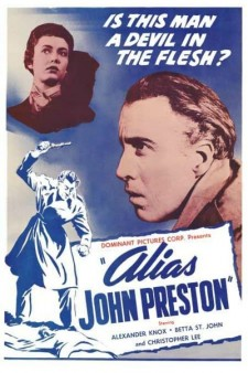 Affiche du film Alias John Preston