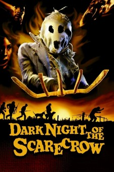 Affiche du film Dark Night of the Scarecrow