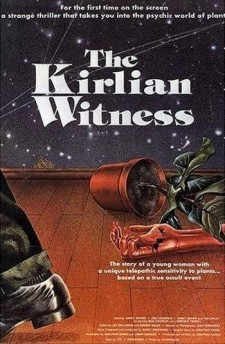 Affiche du film The Kirlian Witness